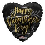 HAPPY VALENTINES DAY BALLOON 18""